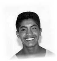 Ramiro at age 14