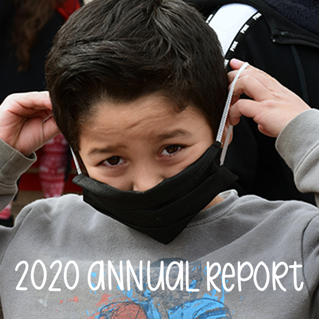 2020 annual report: a year of answered prayers